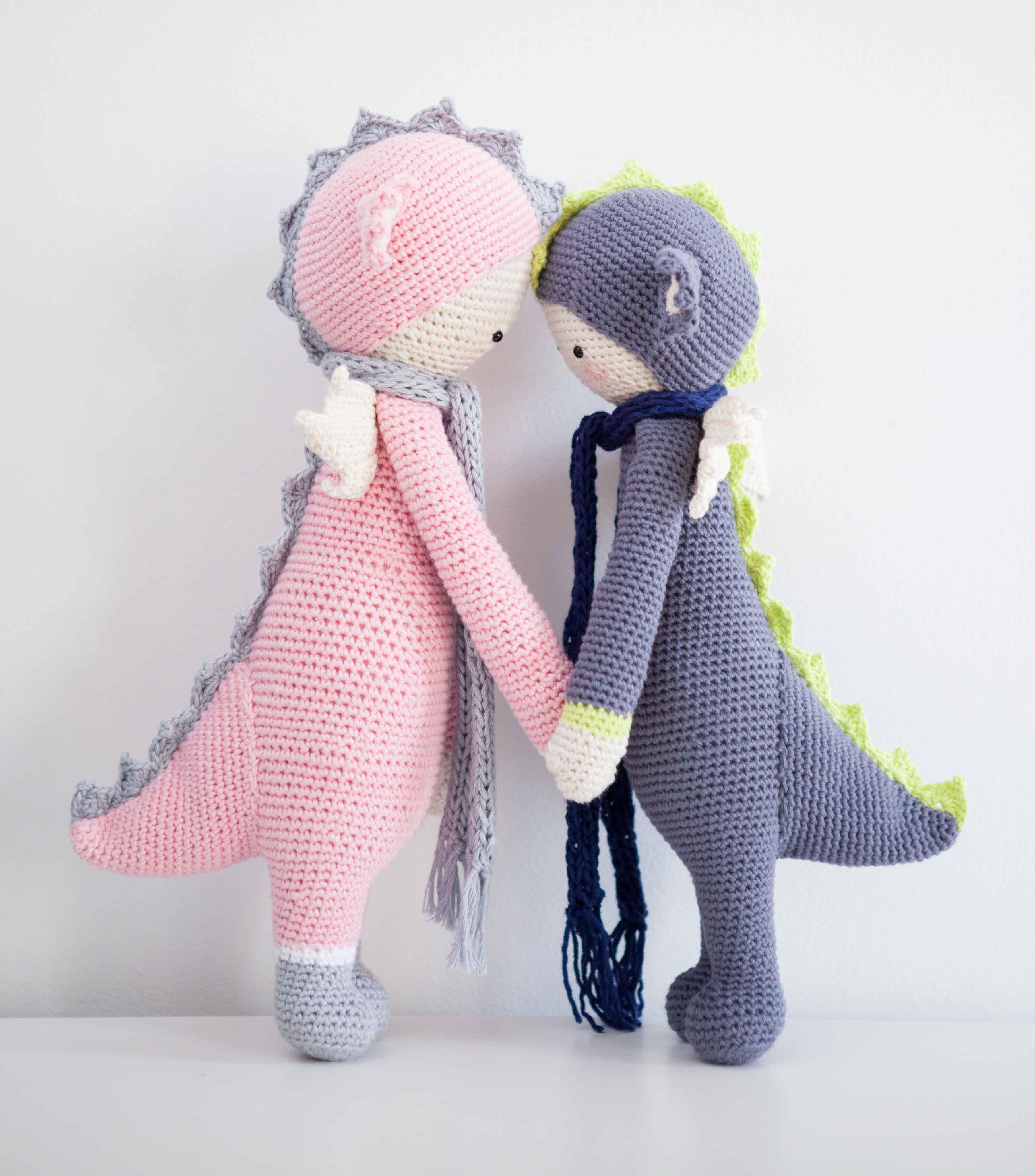 Crochet Softies Scandi Home Decor